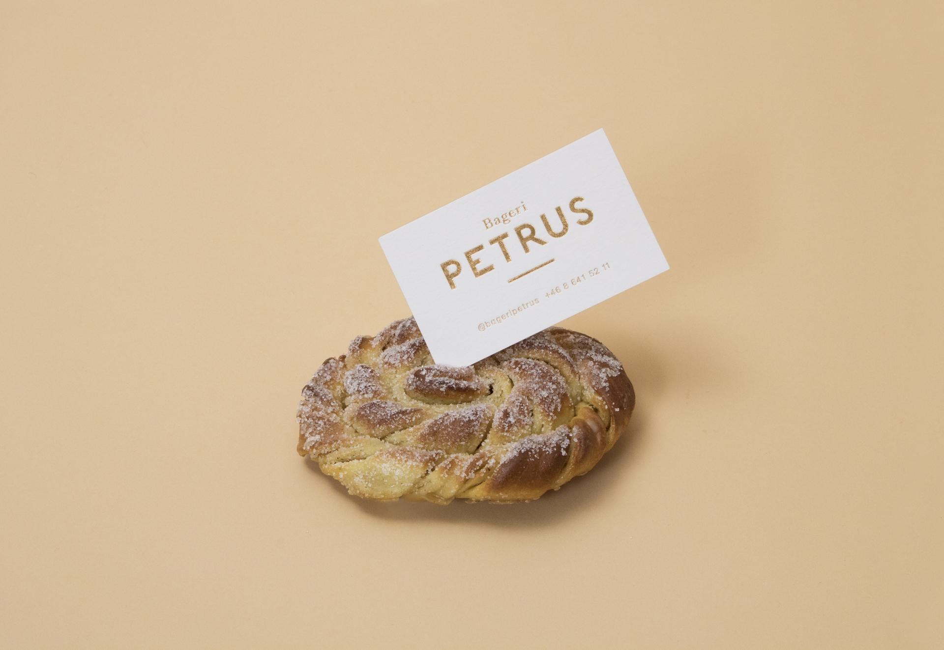 IDENTITY / BAGERI PETRUS
