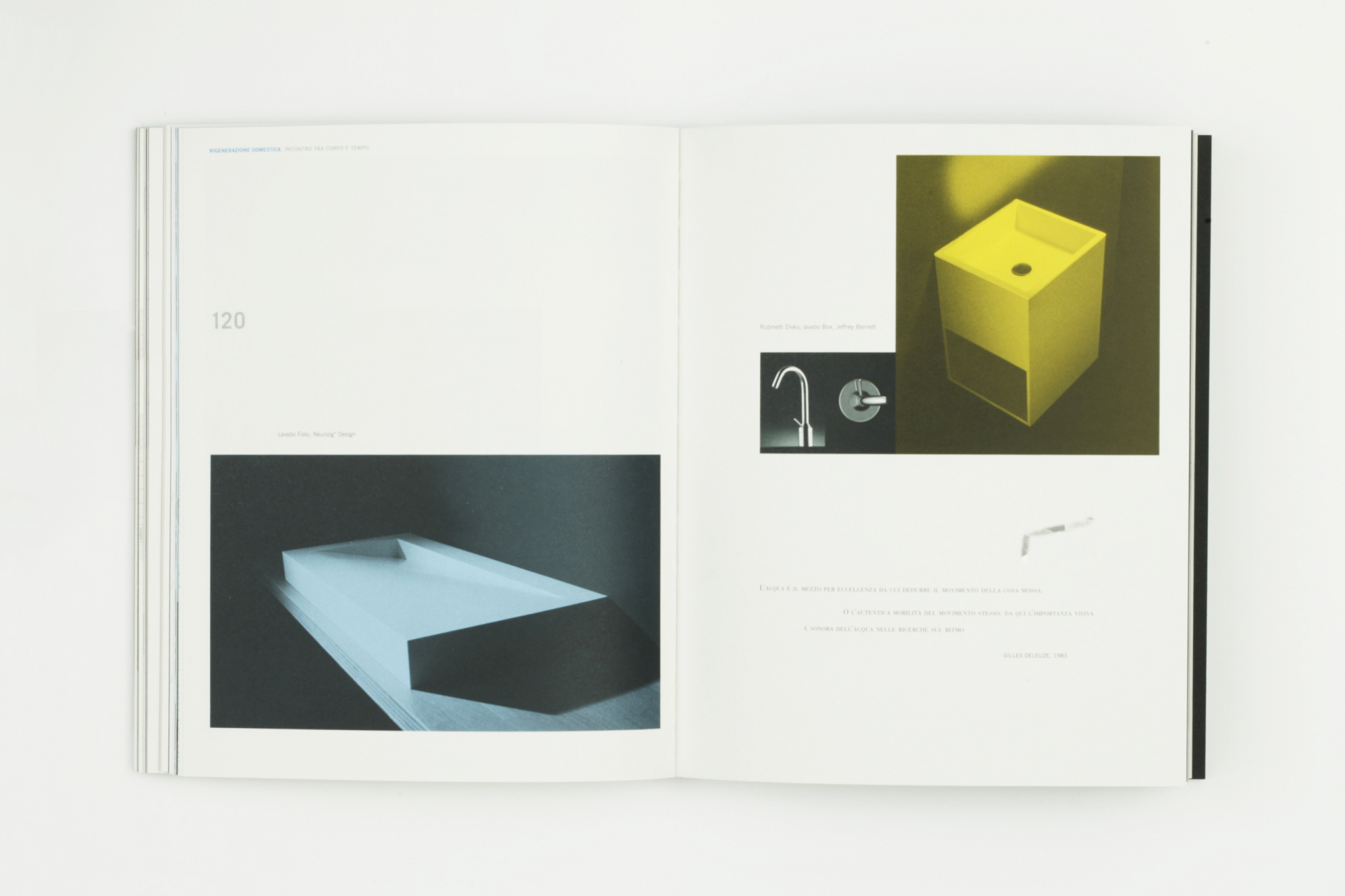 BOFFI BOOK / STUDIO LISSONI