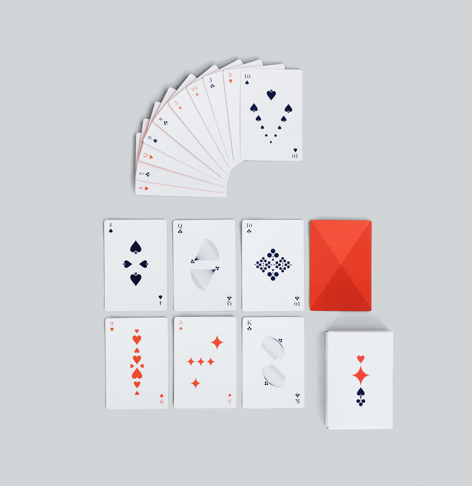 C.v.Z. PLAYING CARDS