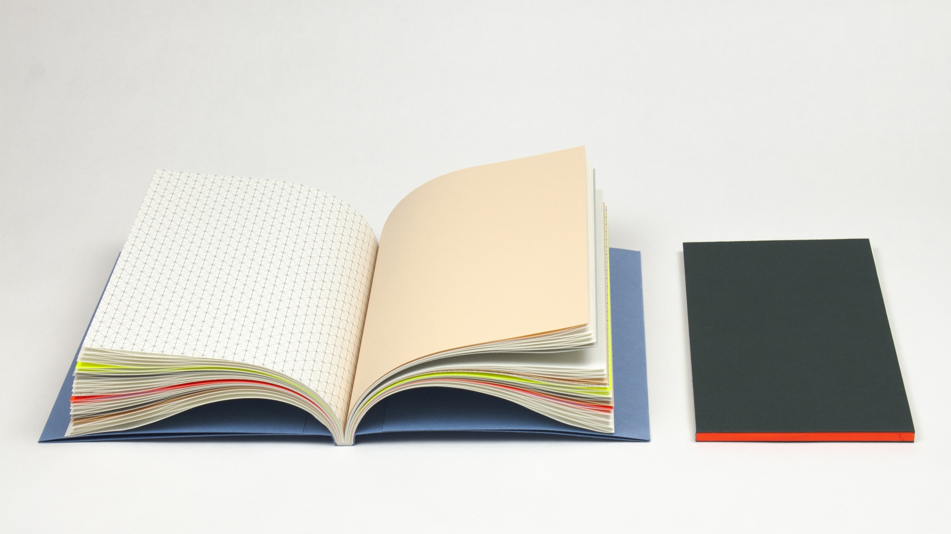 About >> SPINE NOTEBOOKS / HAY