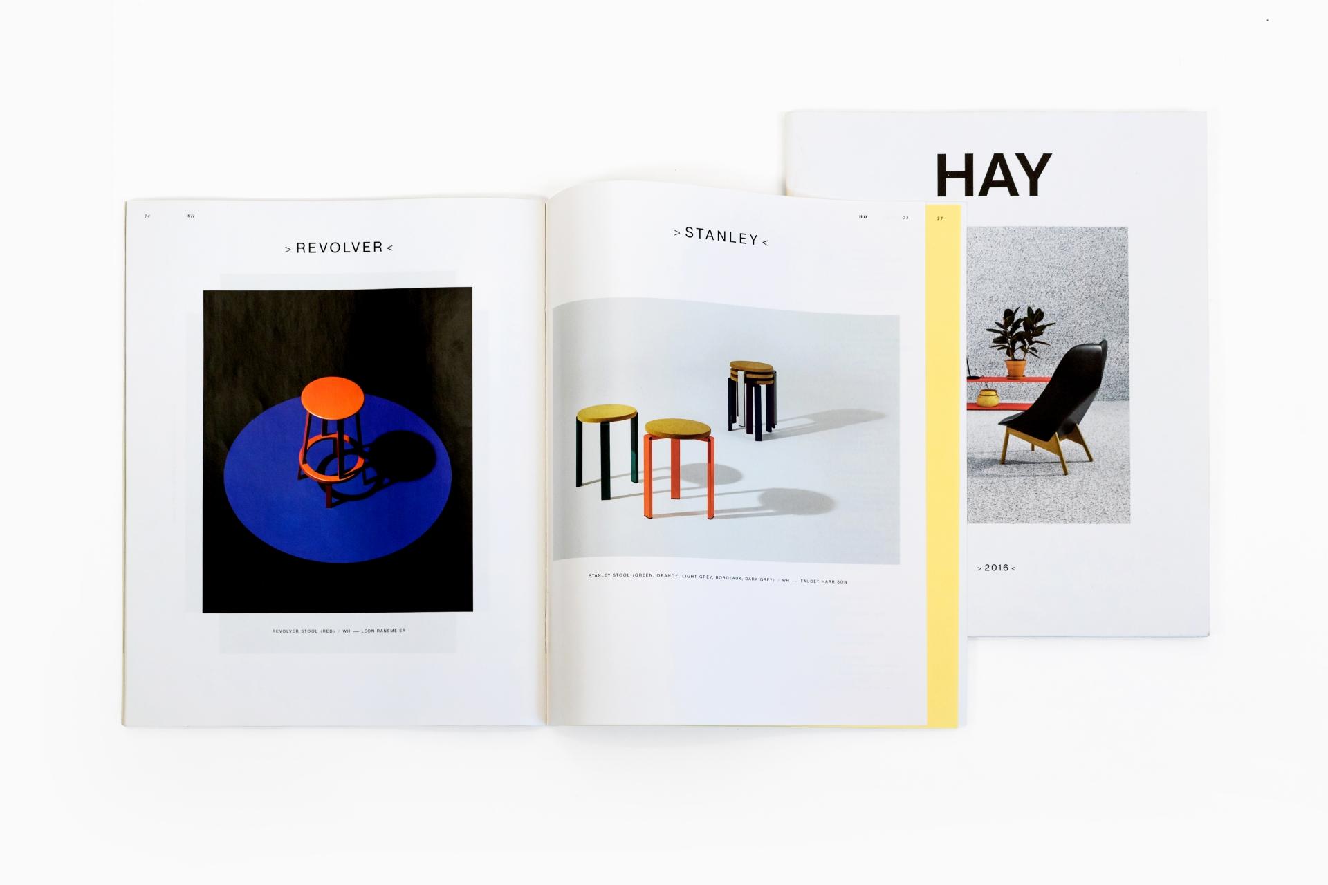 C.v.Z. CATALOGS / HAY