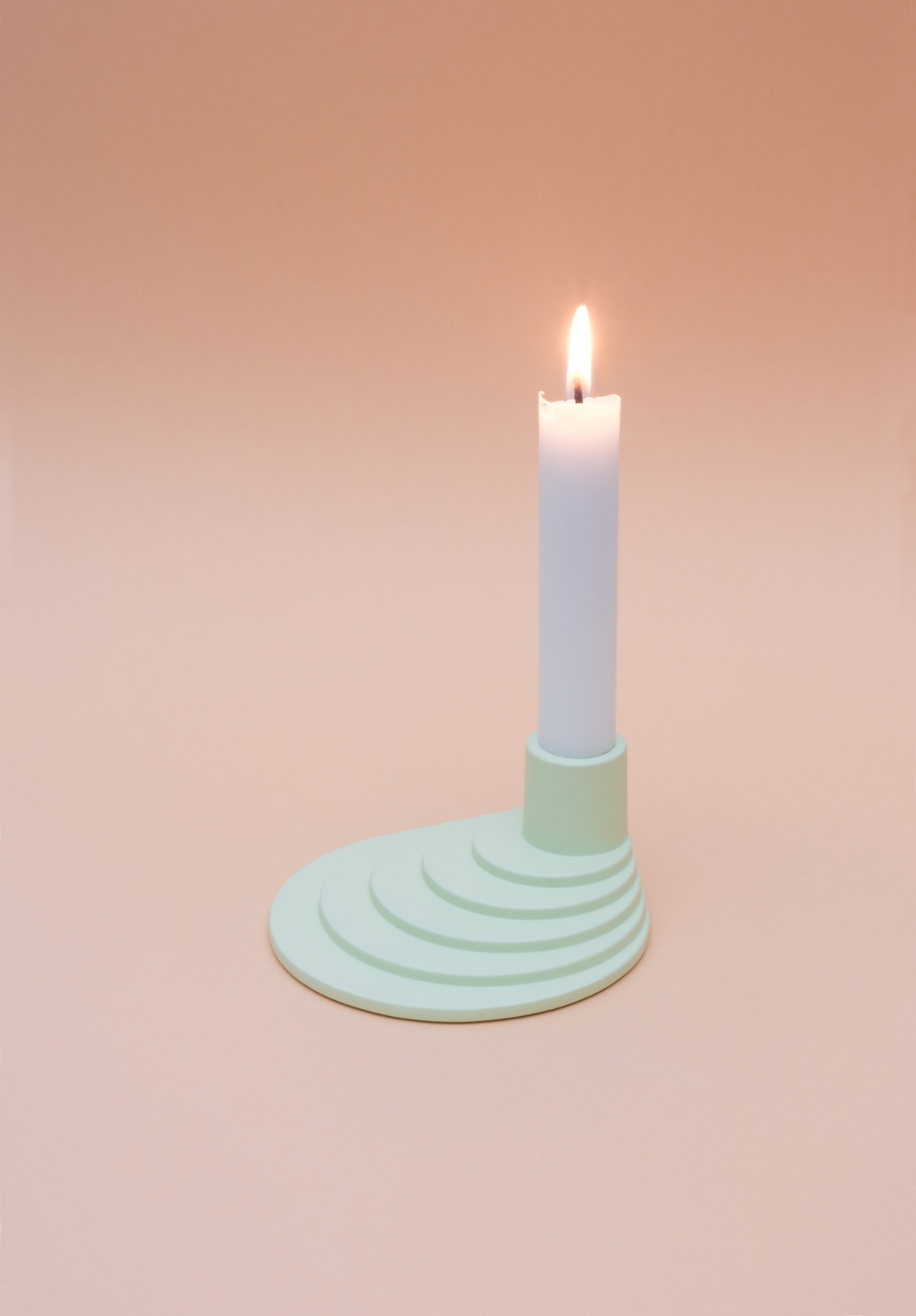 C.v.Z. CANDLE HOLDER / HAY + IKEA